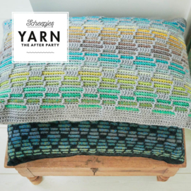 Scheepjes YARN The After Party 50 - Honeycomb Cushion