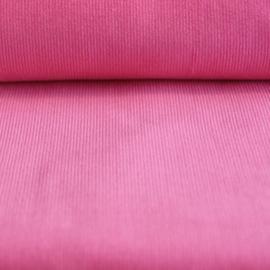Baby ribfluweel - roze