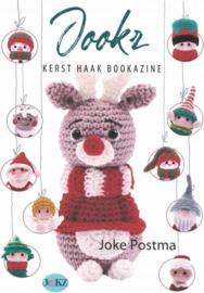 Jookz Kerst haak bookazine - Joke Postma