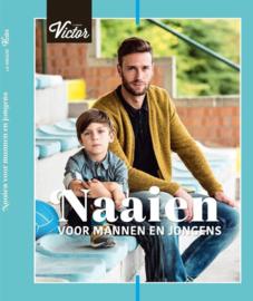Naaien voor mannen en jongens - La maison Victor