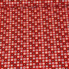 Katoen - Detour dots red