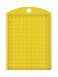 Medaillon geel