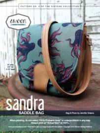 Sandra Saddle Bag - Swoon