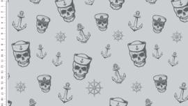 Tricot - Pirates grey