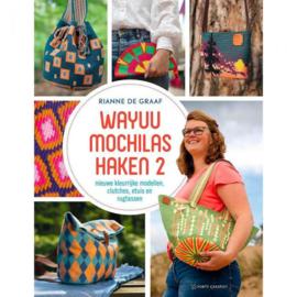 Wayuu mochilas haken 2 - Rianne de Graaf
