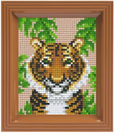 Pixelhobby geschenkverpakking - jungle tijger