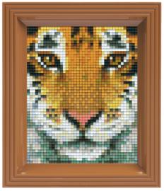 Pixelhobby geschenkverpakking - tijger
