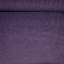 Baby ribfluweel - washed paars