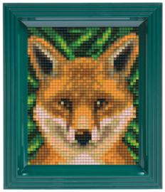 Pixelhobby geschenkverpakking - vos