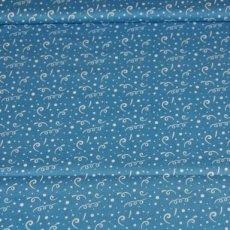 Katoen - Holiday birthday blue