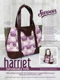 Harriet Expandable Tote - Swoon