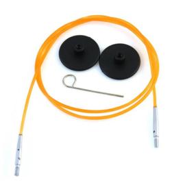 KnitPro verwisselbare kabel voor rondbreinaald 80cm