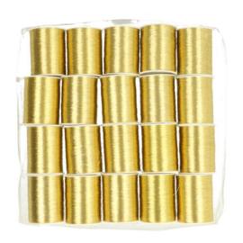 Metallic garen - goud