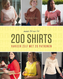 200 shirts - Evelien Cabie