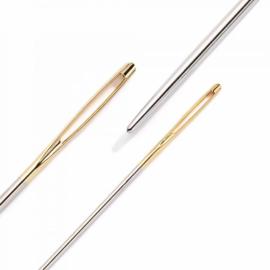 Prym wol- en spyrnanaald staal nr. 1-3-5