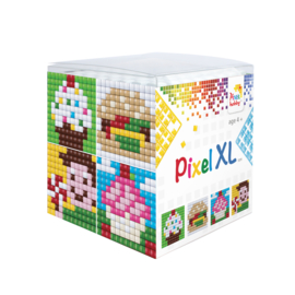 Pixel kubus XL - tussendoortjes