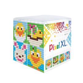 Pixel kubus XL - Pasen