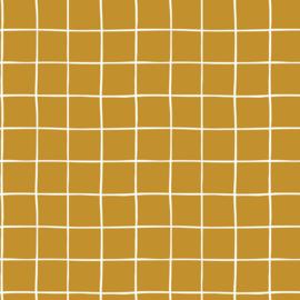 Soft sweat - Grid oker