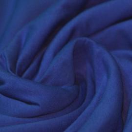 Effen tricot - kobalt