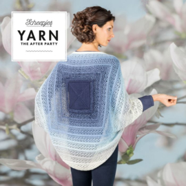 Scheepjes YARN After party - Indigo shrug