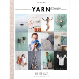 Scheepjes YARN Bookazine 1 The sea issue NL