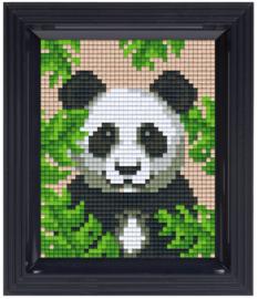 Pixelhobby geschenkverpakking - jungle panda