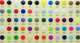 Kleurenkaart glanzend