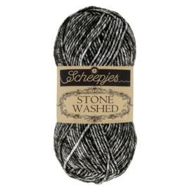 Stone Washed - 803 black onyx