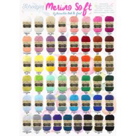 Merino Soft - andere kleuren