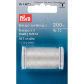 Prym transparant naaigaren licht
