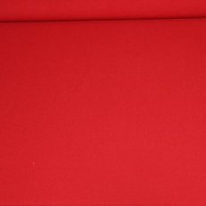 Viscose/polyester - rood