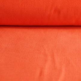 Baby ribfluweel - oranje