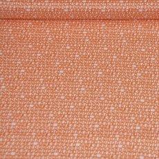 Katoen - Scribbles orange