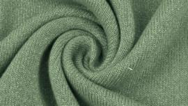 Breisels/Viscose - Knitted Shine dark old green