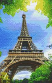 Pixelhobby set - Eiffeltoren - 8 basisplaten