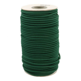 Koord elastiek 3mm - groen