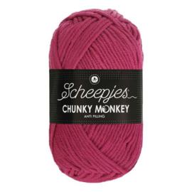 Chunky Monkey - 1827 deep fuchsia