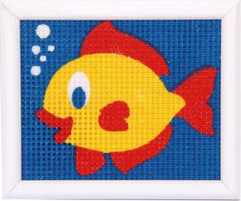 Borduurset - vis