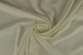 Effen katoen - Gebroken wit