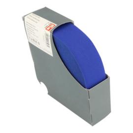 Prym taille elastiek 38mm blauw