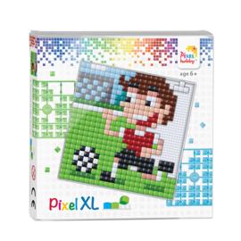 Pixel XL set - voetballer