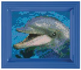 Pixelhobby geschenkverpakking - dolfijn