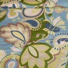 Katoen - Vintage main green