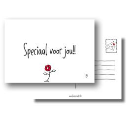 Speciaal voor jou!!