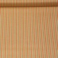 Katoen - Rocket stripes cream