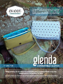 Glenda Convertible Clutch - Swoon