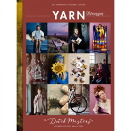 Scheepjes YARN Bookazine 4 The Dutch masters NL