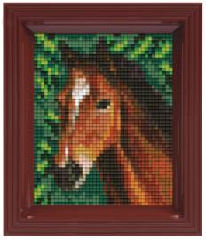 Pixelhobby geschenkverpakking - paard