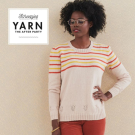 Scheepjes YARN The After Party 74 - Zoe Sweater Top