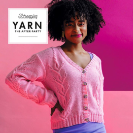 Scheepjes YARN The After Party 124 - Sweet pea Cardigan